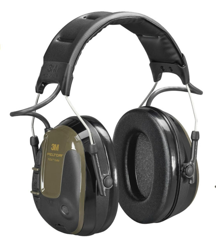 Peltor ProTac Hunter Electronic Hearing Protection by 3M