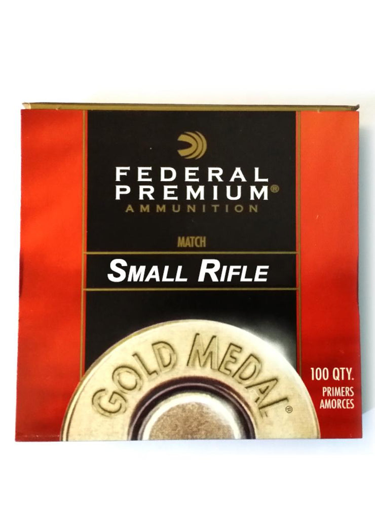 Federal Small Rifle GM Match Primer 205 100pk