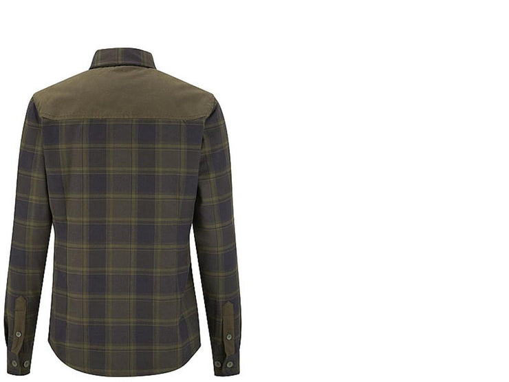 ShooterKing Hardwoods Winter Shirt   Green