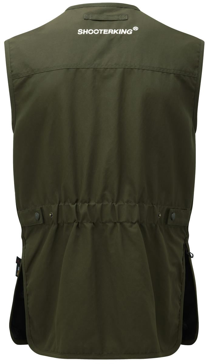 ShooterKing Clay Shooter Vest Green