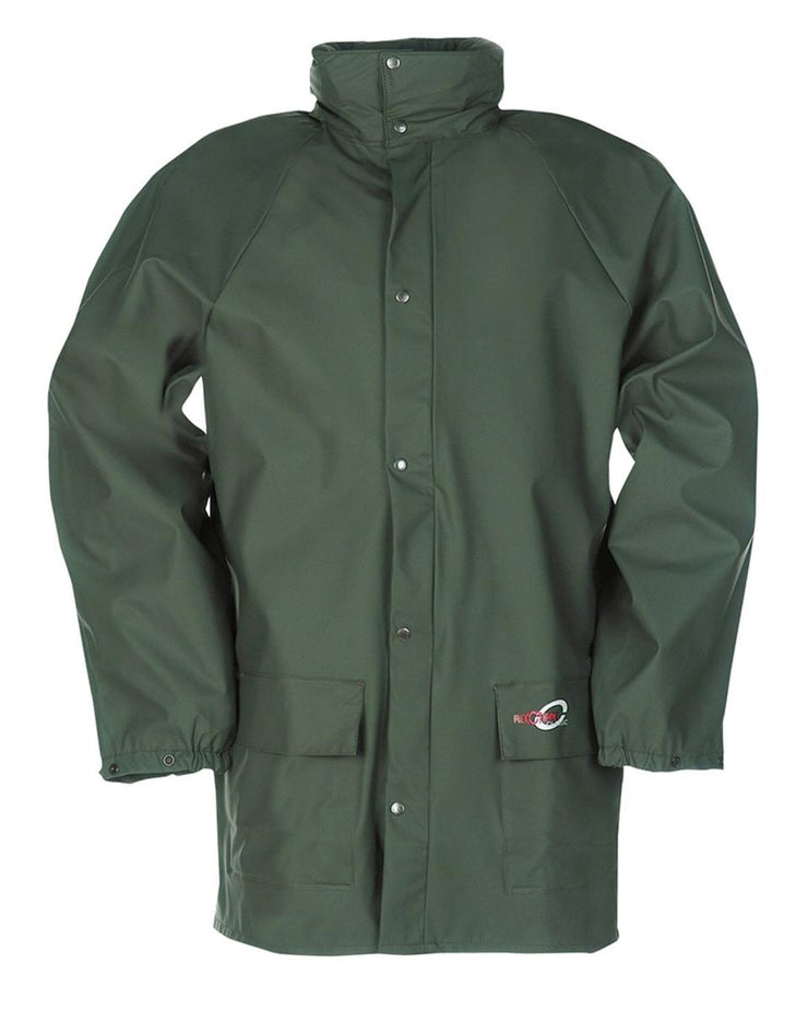 Hoggs of Fife Flexothane 4820 Jacket Green
