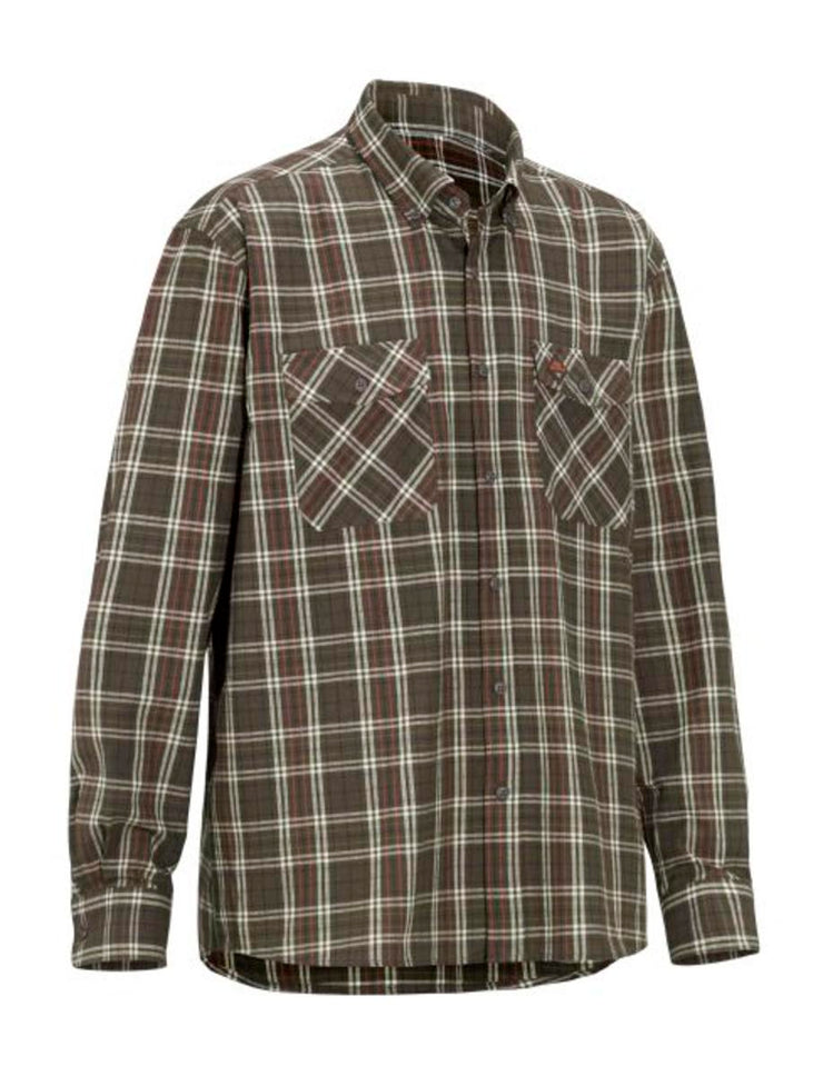 SwedTeam Andy Classic M Shirt Green