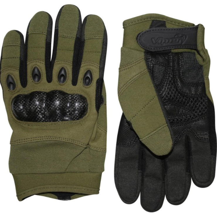 Viper Elite Gloves - Green