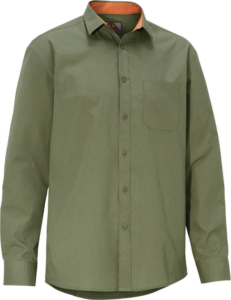 SwedTeam Albert Pro M Shirt Hunting Green