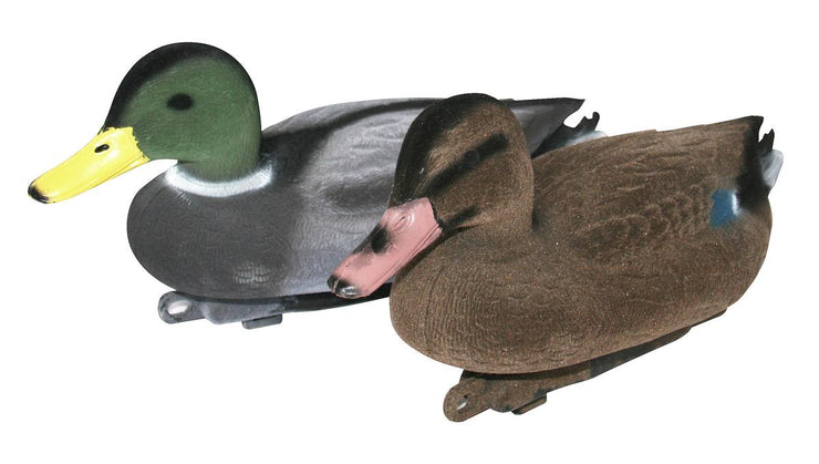 Jack Pyke Flocked Duck Decoys (pair)