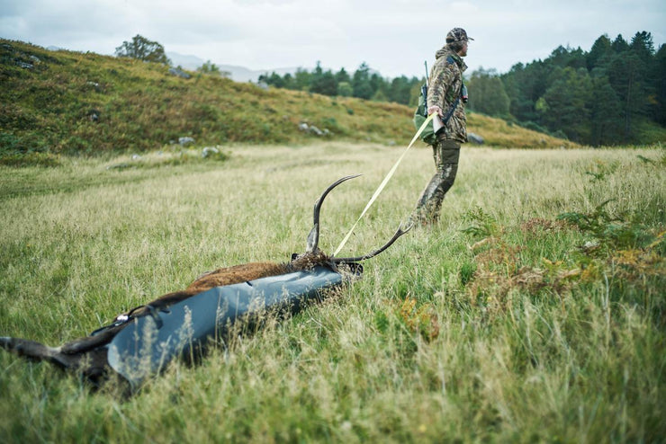 Trace Flexible Deer Sled
