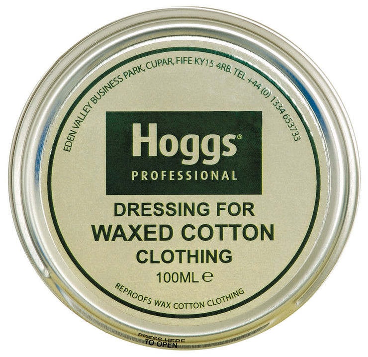 Hoggs of Fife Hoggs Dressing for Wax Cotton Clothing Neutral