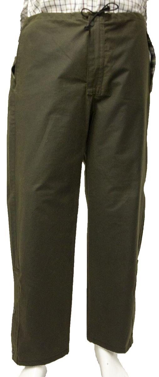 Bisley Wax Overtrousers Half Lined