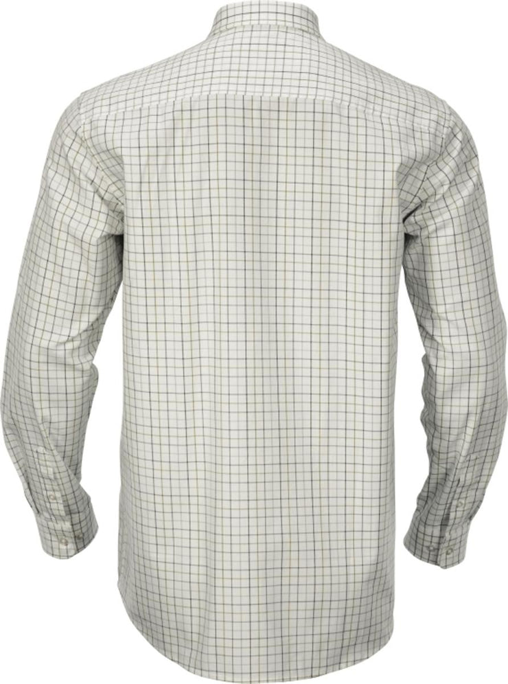 Harkila Retrieve shirt Dark olive check