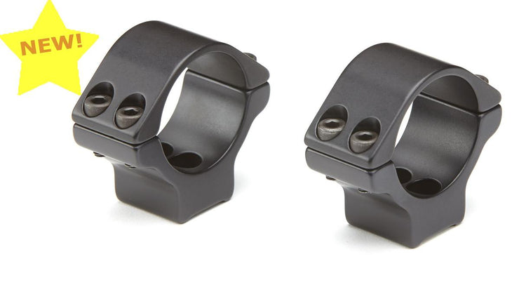 Bisley TMB3 Mounts Two Piece Theoben Rapid 7 30mm Tube
