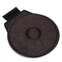 Load image into Gallery viewer, Deluxe Memory Foam Rotating Seat Cushion
