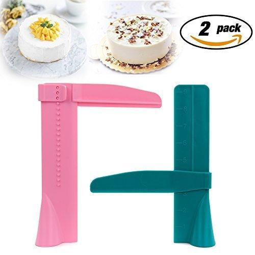 Free - Adjustable Cake Smoother Polisher (2 pack)