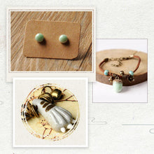 Load image into Gallery viewer, Creative Ceramic Jewelry Set