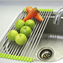 Load image into Gallery viewer, ROLL UP SINK DRYING RACK