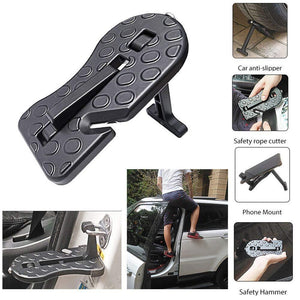 Car Door Latch Hook Step