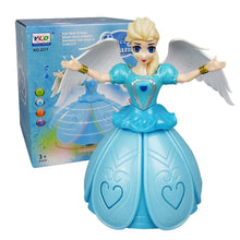 Load image into Gallery viewer, Remote Control Girl Dancing Princess Music Doll Toys