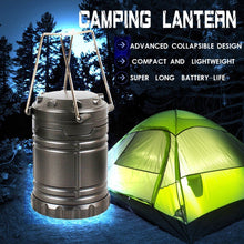 Load image into Gallery viewer, Camping Led Collapsible Lanterns