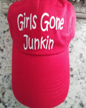 Girls Gone Junkin Trucker Hat