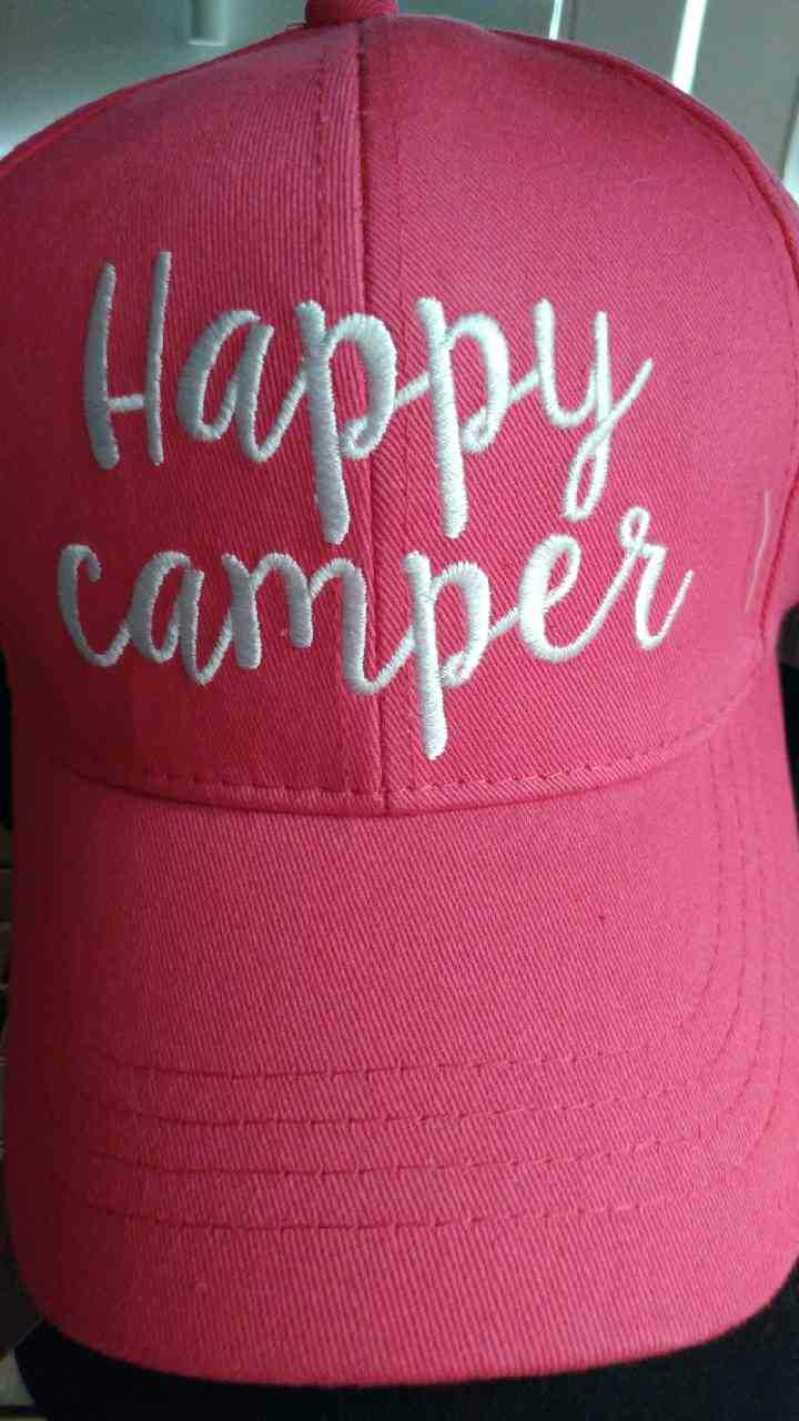 Happy Camper  Trucker Hats