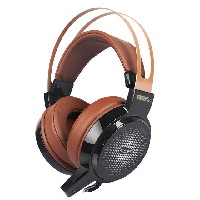 Gaming Headset Deep Bass Game Earphone - trendyby.com