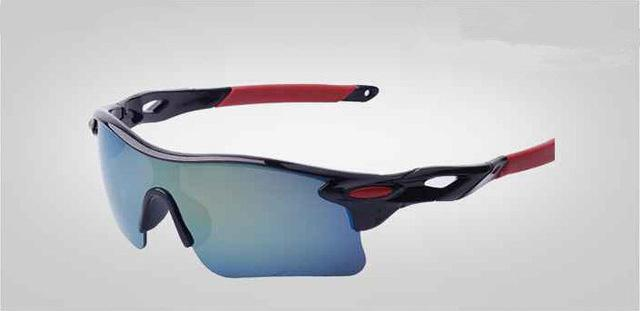 Men Women Cycling Glasses Outdoor Sport Mountain Bike MTB Bicycle Glasses Motorcycle Sunglasses Eyewear Oculos Ciclismo CG0501 - trendyby.com