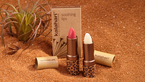 SOOTHING LIPS 2-Piece Collection (Color: Desert Rose)