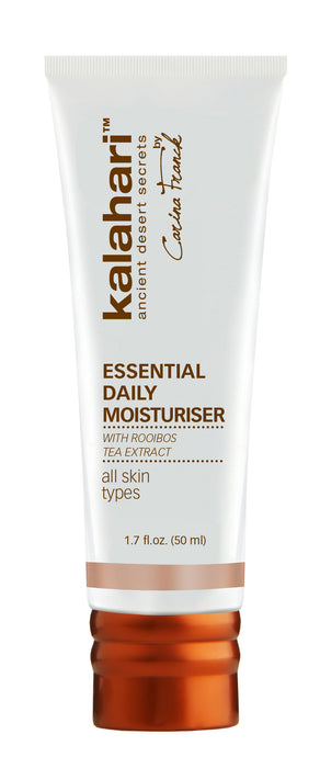 ESSENTIAL DAILY MOISTURIZER with Rooibos Tea Extract