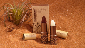 SOOTHING LIPS 2-Piece Collection (Color: Kalahari Sunset)
