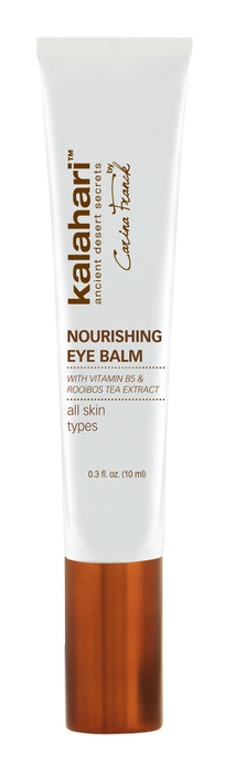 NOURISHING EYE BALM with Vitamin B5 & Rooibos Tea Extract