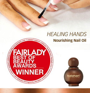 NOURISHING NAIL OIL with Tsamma Blend
