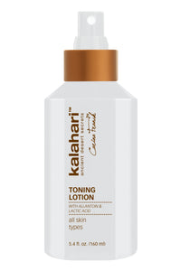 TONING LOTION with Rooibos Tea Extract