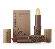 Load image into Gallery viewer, SOOTHING LIPS 2-Piece Collection (Color: Kalahari Sunset)