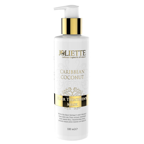 Joliette Caribbean Coconut Hair Treatment Mask