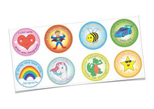 Load image into Gallery viewer, Biodegradable Stickers for Chiro' Kids