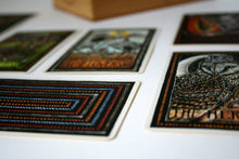 Brady Tarot Deck, First Edition