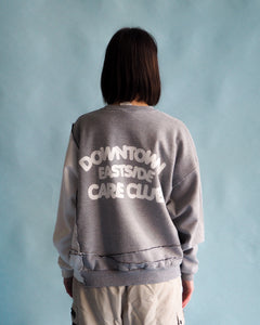 CARE CLUB CREWNECK . 01