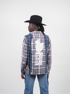 OLD WEST FLANNEL . 01