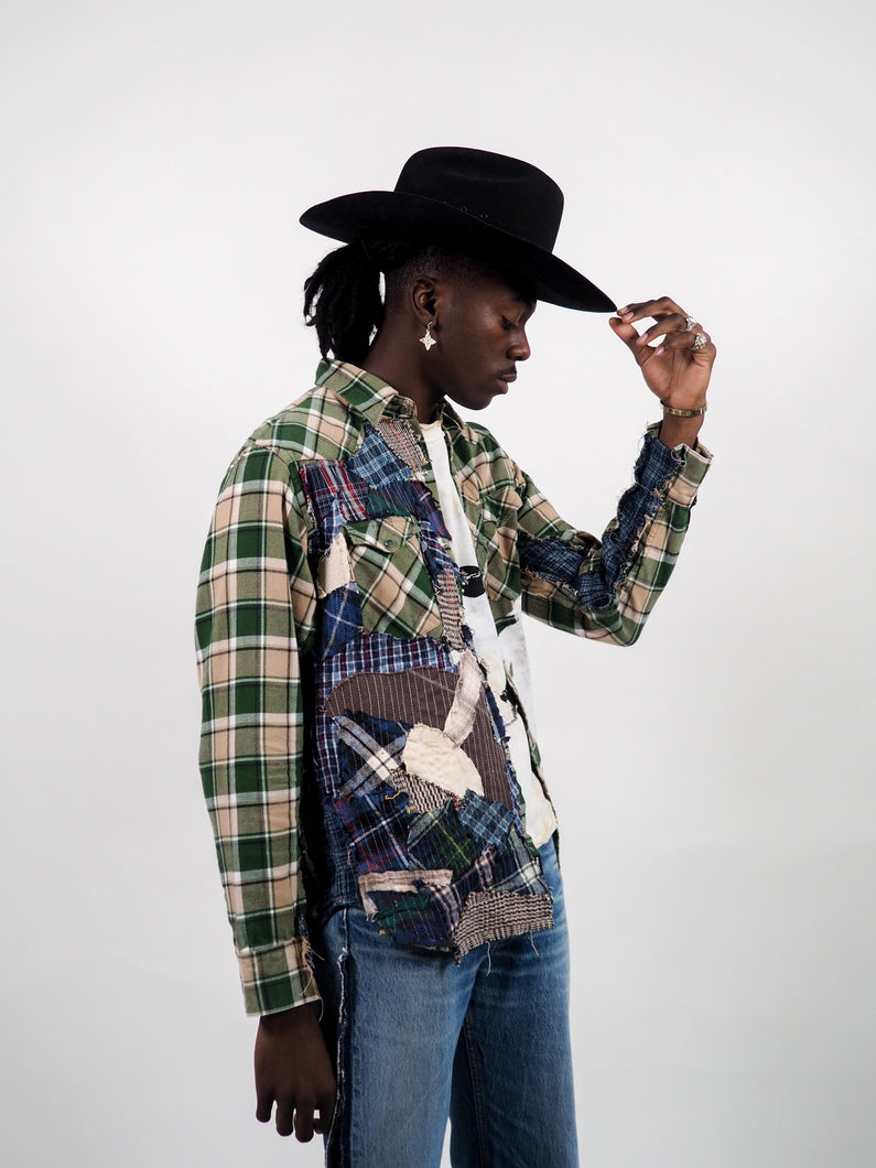 OLD WEST FLANNEL . 03