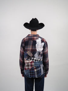OLD WEST FLANNEL . 06