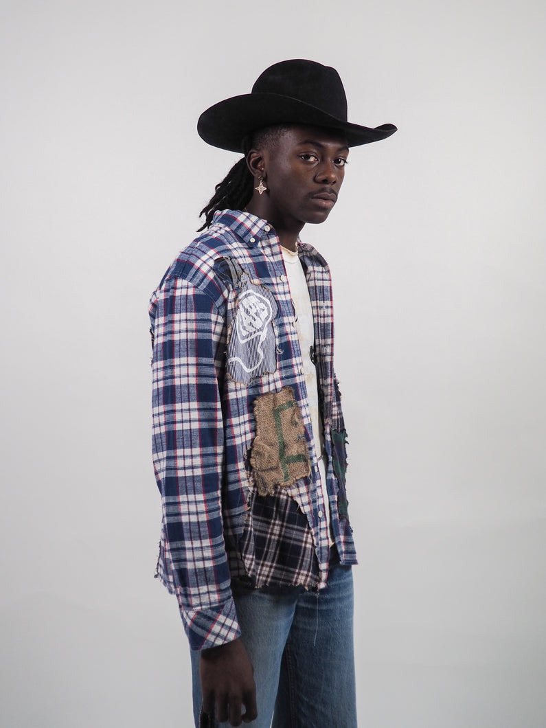 OLD WEST FLANNEL . 07