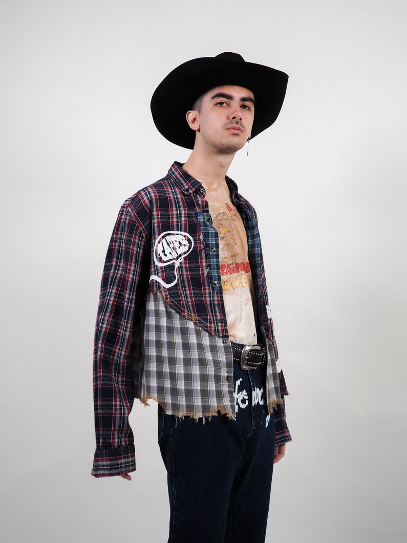 OLD WEST FLANNEL . 12