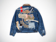 DESERT SCRAPS DENIM JACKET