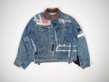 SCRAPBOOK [XTRA WIDE] DENIM JACKET