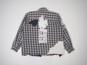 OLD WEST FLANNEL . 04