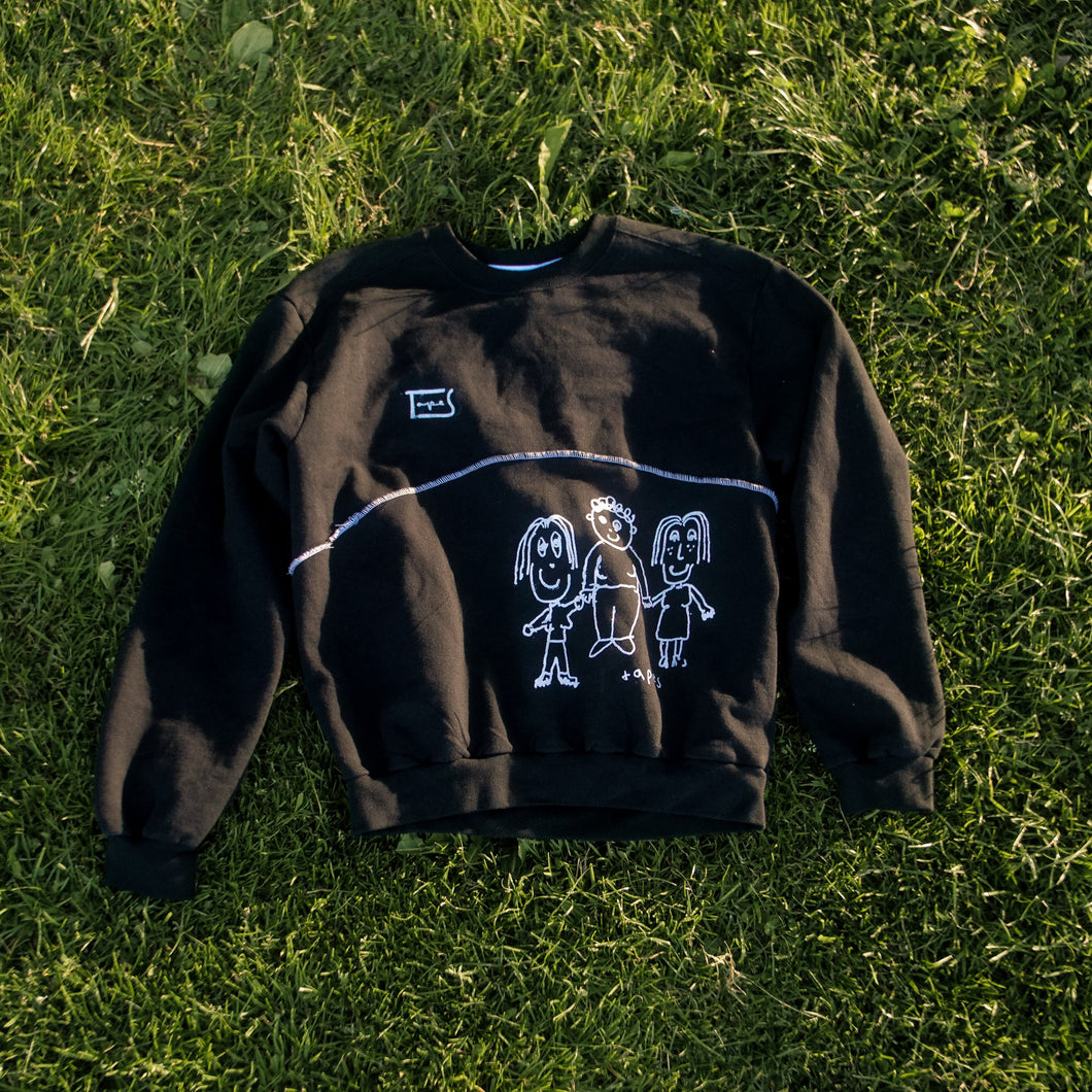 CARE CLUB CREWNECK . 04