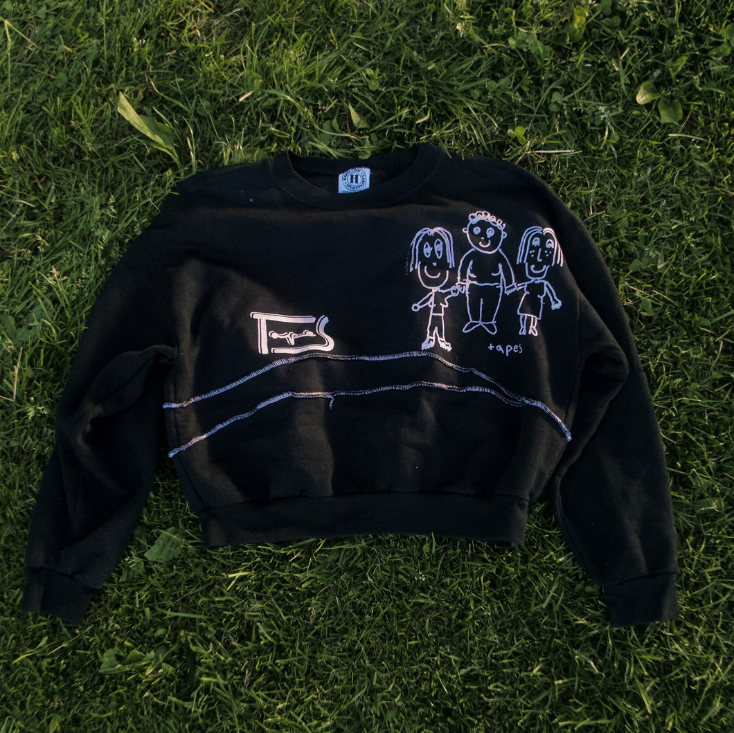 CARE CLUB CREWNECK . 06