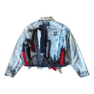 SCRAPBOOK DENIM JACKET