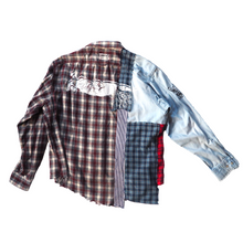 SPLICED FLANNEL .01
