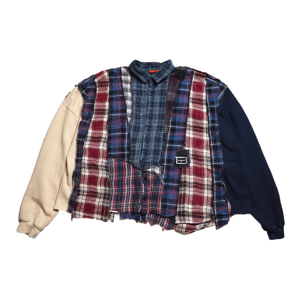 COBAIN FLANNEL