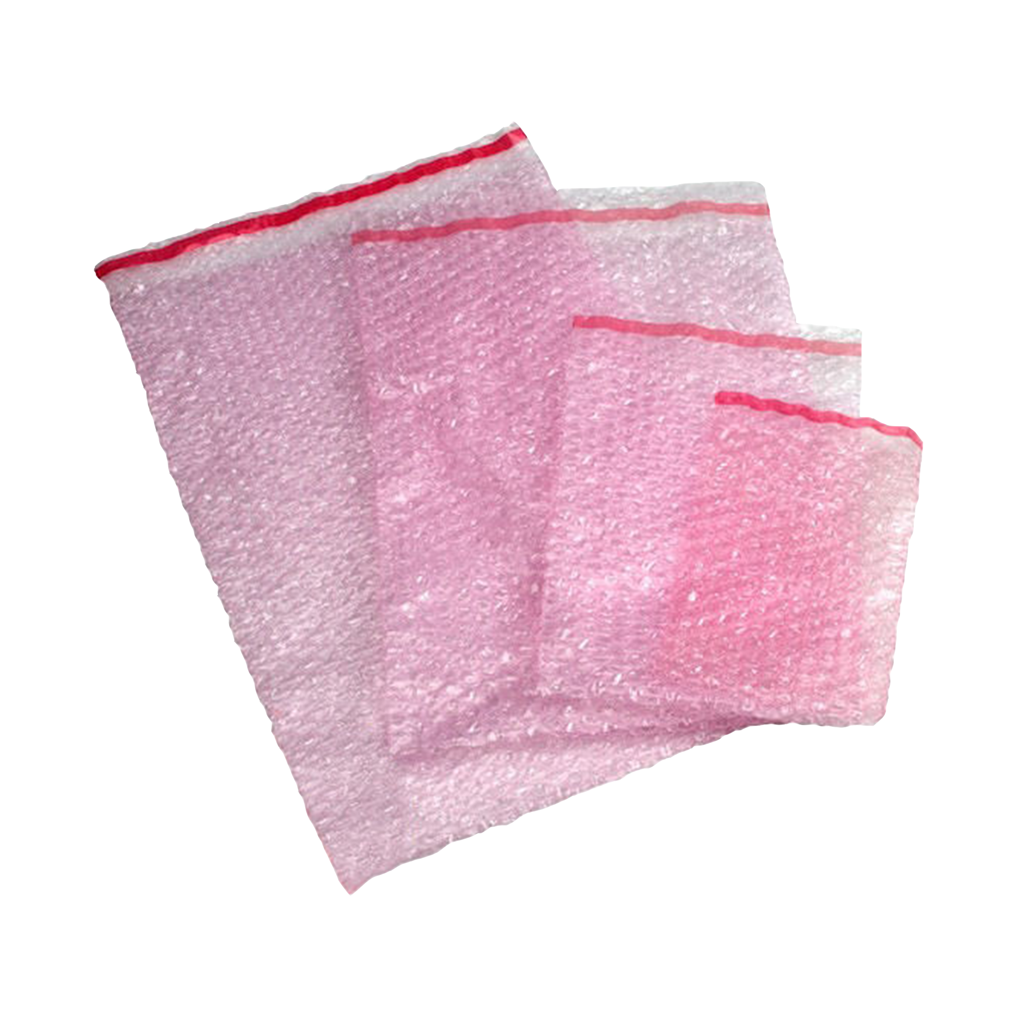 100 x Anti Static Bubble Pouches (180mm X 235mm)